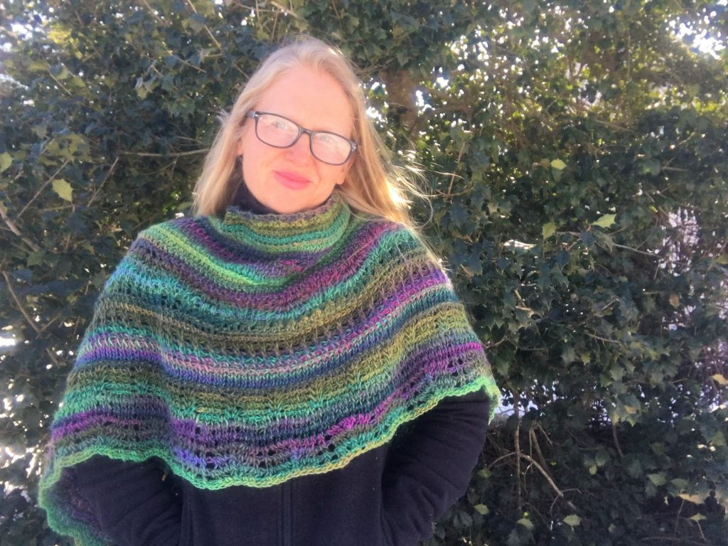 Land of Faires Shawl