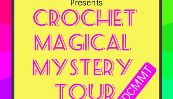 crochet magical mystery tour