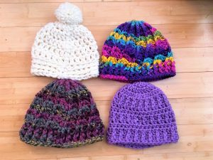 Handmade Knit Crocheted Hats