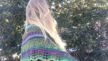 Land of the Fairies Shawl