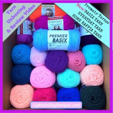 Premier Basix Yarn Review